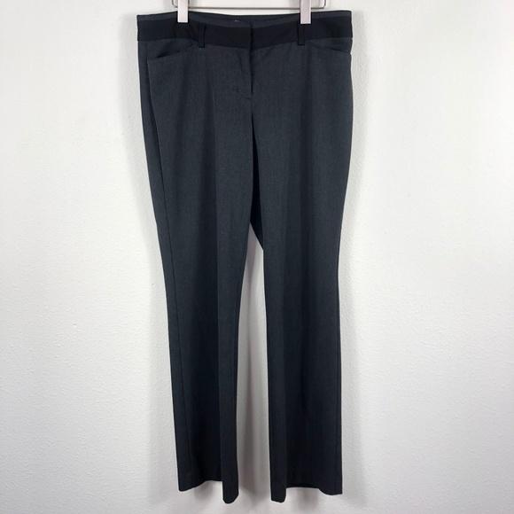 Pants Women's Clothing Express Design Studio Pants Sz4 Editor White Career Business Casual Slacks Cloth